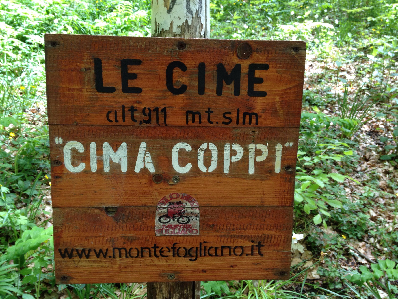 Cima Coppi Francigena