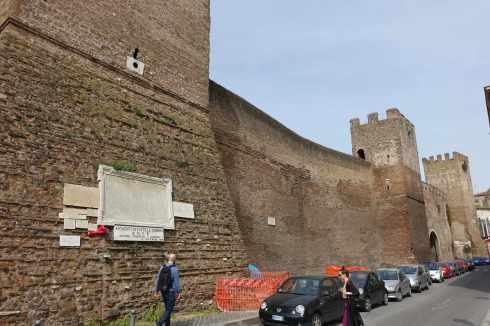 vf rome wall