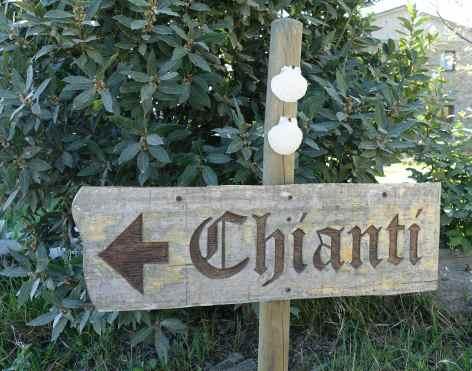 Via Francigena Chianti