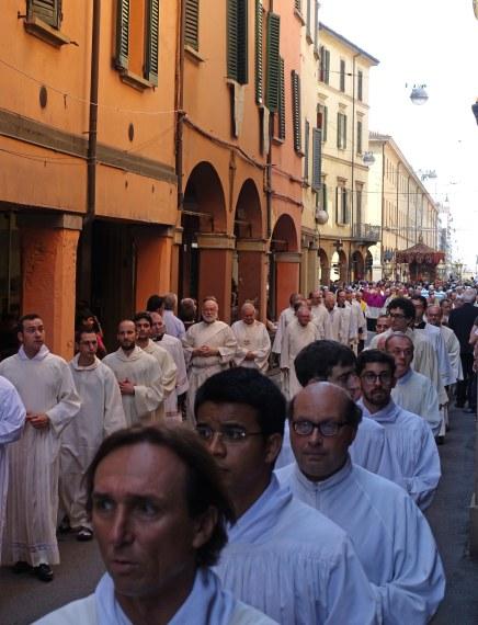 Madonna San Luca procession