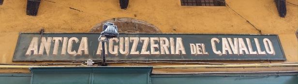 Antica  Aguzzeria Del Cavallo Bologna