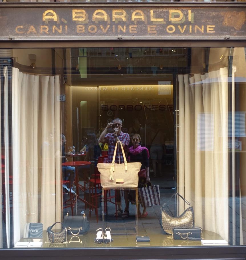 Bologna Shop Sign Italy