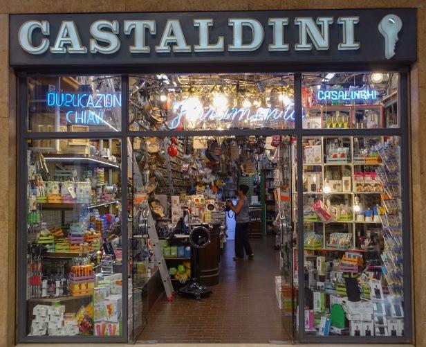 Castaldini Bologna Italy