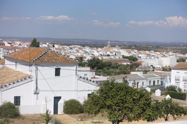 Castelblanco Via de la Plata