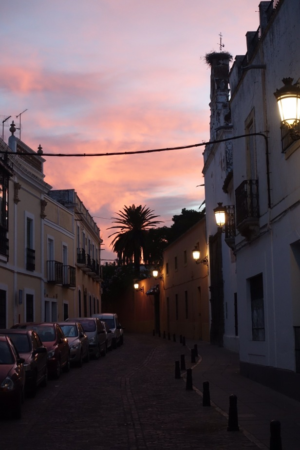 Zafra sunrise