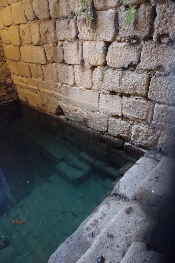 Merida cistern
