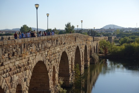 Merida bridge