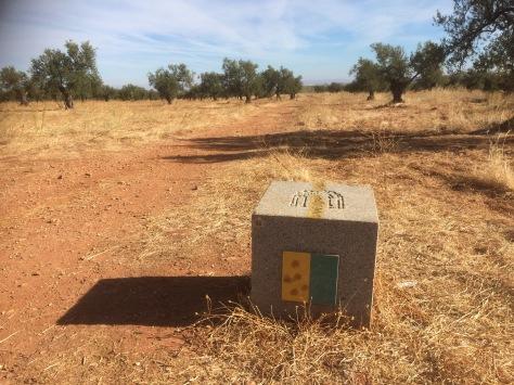Extremadura Via de la Plata cube