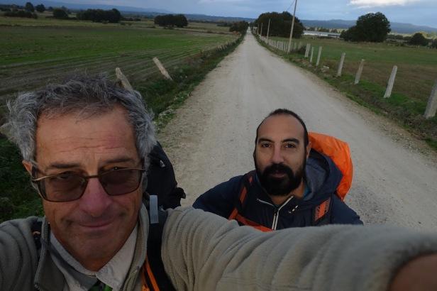 Via Sanabrés Camino Vilar
