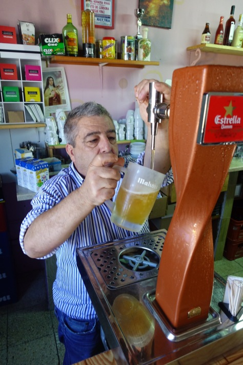 Via de la Plata beer