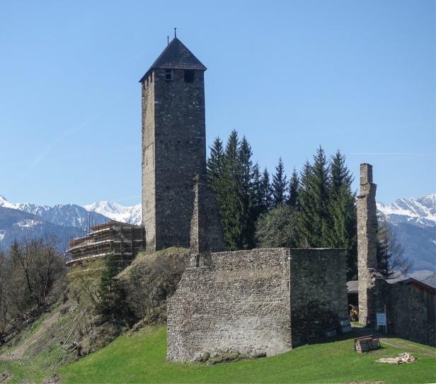 Via Romea Germanica Italy