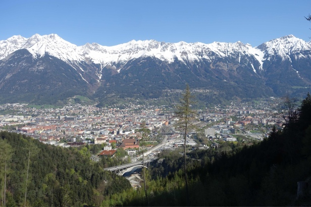Via Romea Germanica Innsbruck