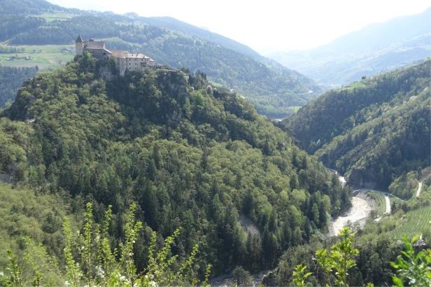 Via romea Germanica Sabina Monastery