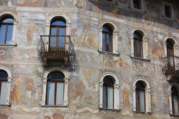 Via romea Germanica Trento