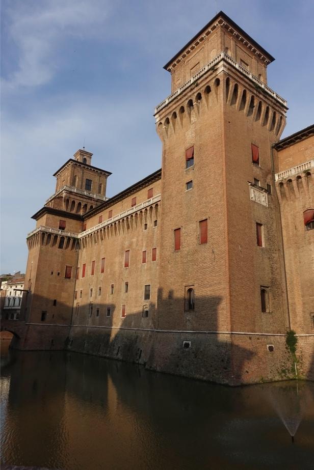 Via Romea Germanica Ferrara
