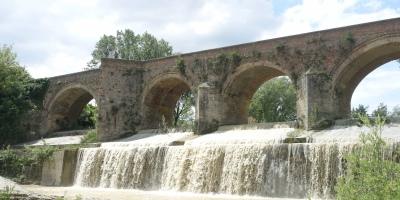 Via romea Germanica italy Meldola