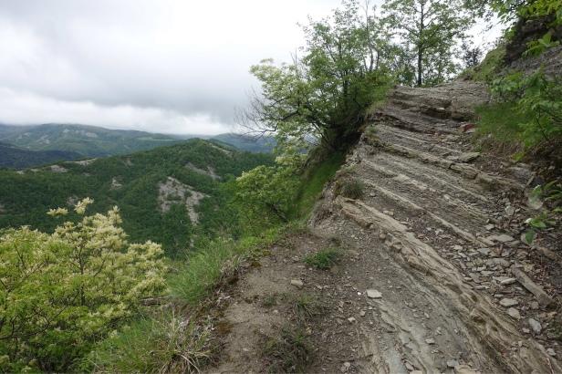 Via Romea Germanica Serra passo pass