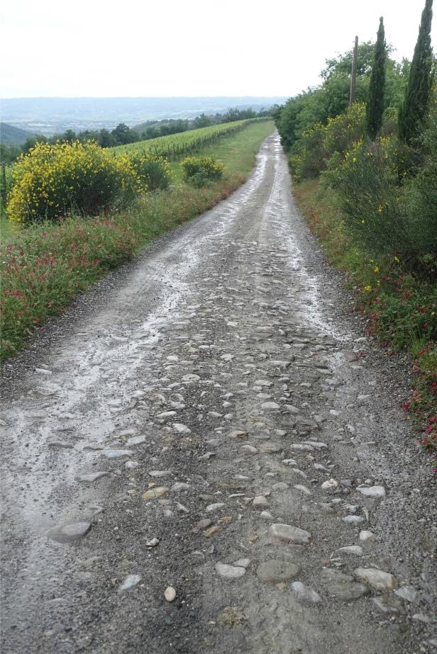 Via romea Germanica Orvieto
