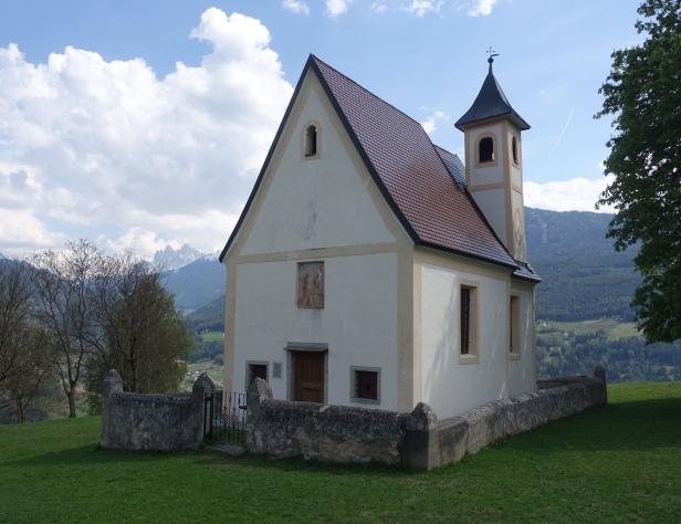 Via Romea Germanica sudtirol Alto Adige