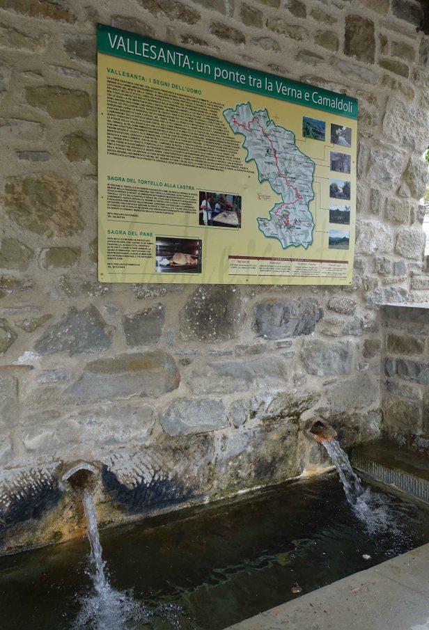 fountain via romea germanica serra pass