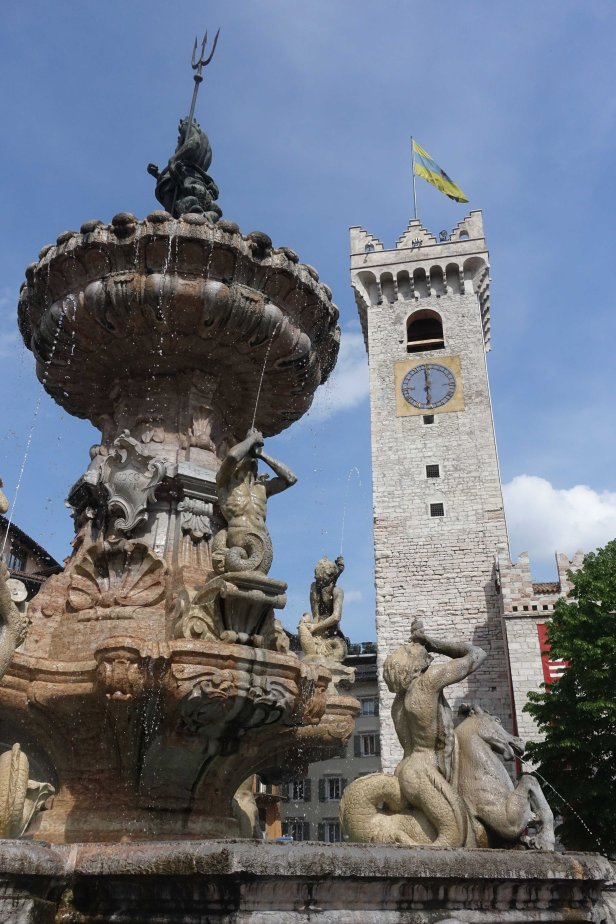 vis romea germanica Trento